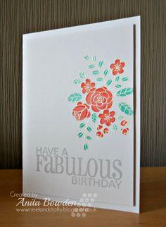 Neet & Crafty: Have a Fabulous Birthday