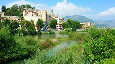 Benvenuti ɑ Ventimigliɑ ���� #weekend #trip #italy #italia #madeinitaly #love #wanderlust #beautiful #colors #cute #photography #photooftheday #family #traveler #happy #icecream #pizza #pasta #ventimiglia #italian #explore #coast #life #europe #amazing @travelitaly #travelgram #beauty #dream #nature #naturelovers http://tipsrazzi.com/ipost/1506411560347937436/?code=BTn2VU0FKqc
