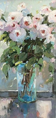 Artist - Janette Jones American Painter.