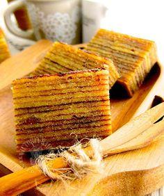 lapis pisang (banana layer cake) ~ simply irresistible