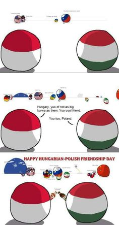 Hungary and Poland are chill