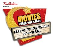Decide Which Movies Will be Under the Stars this Summer | Hearth & Home Realty Inc. Brokerage