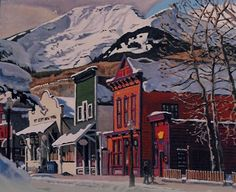 This is a great little town to live in or visit with many outdoor activities all year long. I love the outdoors and mountains, so Crested Butte is PERFECT. Living In Colorado, State Of Colorado, Colorado Homes, Colorado Mountains, Rocky Mountains, Gunnison Colorado, Crested Butte Colorado, Beautiful Places, Beautiful Scenery