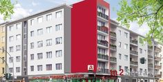 Invest in Berlin: 2 Bedroom Apartment in Charlottenburg for Sale. 1- to 3- bedroom apartments with living spaces reaching between 31.95 and 72.25 m2.