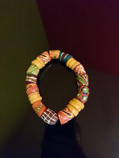 Obibini Arts & Crafts traditional bead bracelet