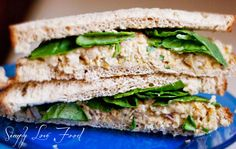 """Mock"" Tuna Salad (It's Vegan!)   Simply Love Food"