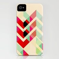 Chevron style for your phone! Ian Curtis from Joy division iPhone Case
