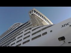 MSC Preziosa is the last and the most beautiful cruise ship from MSC. Here you can see the Ship inside and outside. Lets walk trought beautiful MSC Pr. Cruise, Ship, Building, Youtube, Nautical, Travel, Navy Marine, Cruises, Buildings