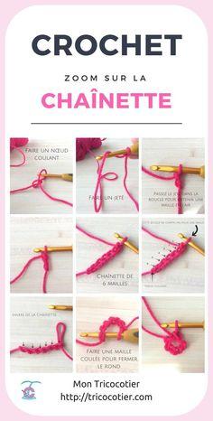 Infographie Pinterest Crochet