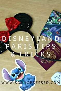 Disneyland Paris Tips & Tricks: Save Money & Get the Most out of Your Holiday Consejos de Disneyland París Disneyland Paris Noel, Disneyland Trip, Disneyland Secrets, Walt Disney World, Disney Parks, Disney Bound, Disney Cruise, Disney Hotels, Disney Vacations