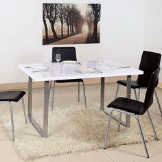 coco round black glass dining table with 4 chairs | kitchen corner, Esstisch ideennn