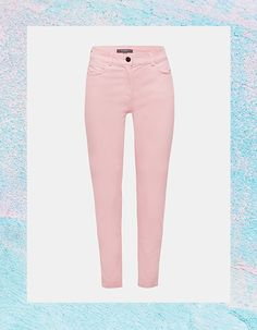 ESPRIT pastel colored stretch trousers with a soft satin finish. Incredibly soft against your skin: These slim-fitting stretch trousers are impressively comfy and have an elegant satin finish! Pastel Colors, Pastels, Latest Fashion, Mens Fashion, Rose Sweater, Pastel Fashion, Satin Finish, Summer Outfits, Fashion Accessories