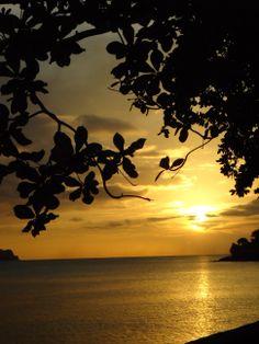 sunset, Dapitan, Zamboanga del Norte, Philippines