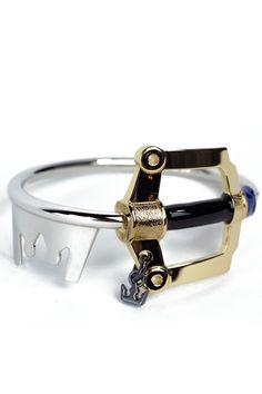 Kingdom Hearts Key Bracelet from the Pixel Smithy