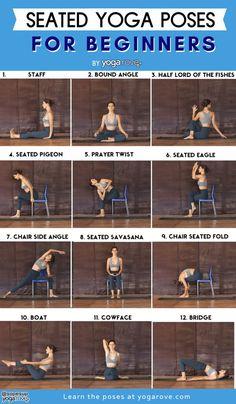 Sitting Yoga Poses, Seated Yoga Poses, Yoga Poses For Two, Easy Yoga Poses, Chair Yoga Poses, Beginner Yoga Poses, Bikram Yoga, Yin Yoga, Hatha Yoga Poses