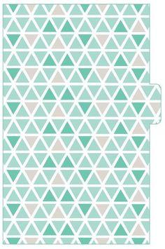 Olá, hoje vou disponibilizar para download divisórias para Planner tamanho personal, espero que gostem Uma dica: Imprima em papel de gr...