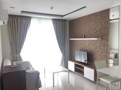 1 Bedroom for sale in Amazon Condo Jomtien Pattaya 1 Bedroom 1 Bathroom in Amazon Condo Resort Residence For Sale – Only 670 meters from Jomtien Beach and the Jomtien-Pattaya baht bus route adjacent to Jomtien Beach Rd.  Available to move in! Built in European kitchenette withlaminate...