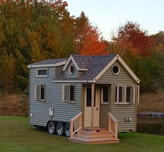Single Life From Northern Tiny Living - TINY HOUSE TOWN