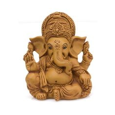 Bring the goodness & blessings of the God Ganesh in your home with this Beautiful Blessing Ganesha Sculpture. The Presence Of Hindu Idol Lord Ganesha in Home is Responsible For Success, Goodwill, Wealth, Prosperity & Happiness. | eBay!