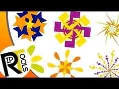 Adobe Illustrator CS5 - Herramienta Rotar