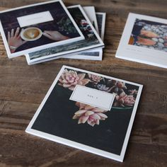 Turn your fave Instagrams into a book for mom with this service.