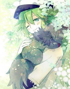 Tags: Anime, Fox, Pokémon, Zorua, N (Pokémon), Sekimo, Harmonia (Personnage)