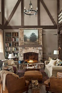 Rustic Roomcountryliving