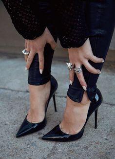 fashion & bones  #shoes #jimmychooheelsstilettos