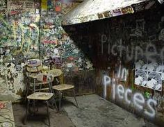 CBGB: Decades of Graffiti