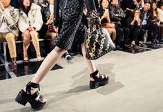 Inside the Louis Vuitton Spring 2016 Show http://www.thecoveteur.com/louis-vuitton-spring-2016/