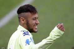 Neymar is a well known footballer from Brazil.  Below here I have picked up 10 best Neymar hairstyles. Enjoy these Neymar hairstyle pics in 2016