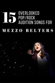 10 Overlooked Audition Songs For Altos | Altos Matter Too