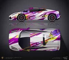 Design consept Lamborghini Gallardo