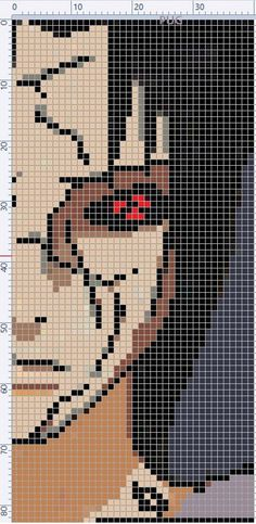 Our goal is to keep old friends, ex-classmates, neighbors and colleagues in touch. Modele Pixel Art, Diy Bracelets Patterns, Pixel Art Grid, 8 Bits, Anime Pixel Art, Minecraft Pixel Art, C2c Crochet, Alpha Patterns, Hama Beads