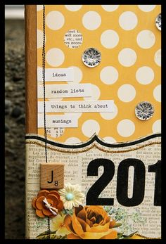 Love this Journal cover idea. Great project for gifts, but....does anyone actually write on paper any longer?