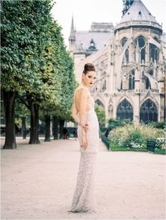 eloping destinations: Paris   Image by Lissa Ryan Photography & Beth T