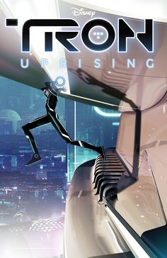 Great Show! #Tron Uprising by Alberto Mielgo