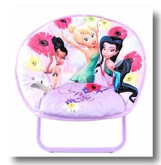 Disney Tinkerbell Folding Chair