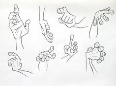 Posts about digital painting written by 777 Hand Drawing Reference, Art Reference Poses, Doodle Drawings, Cartoon Drawings, Human Anatomy Art, Anatomy Sketches, Human Drawing, Hand Sketch, Character Design Animation