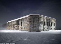 bunker WW II