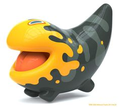 hiroshi yoshii art toy designer