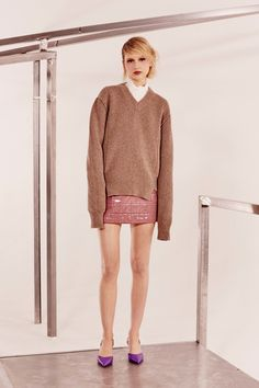 Alexander Lewis Fall 2016 Ready-to-Wear Collection Photos - Vogue