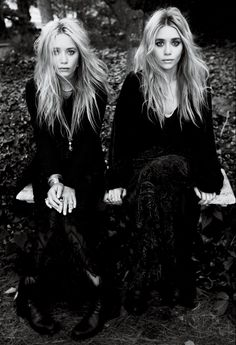 the row: mary-kate and ashley olsen
