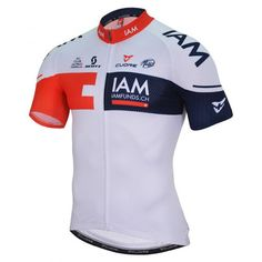 65b0e6c36 Maillots cyclistes ·  IAMCycling unveil new kit for 2016! White jerseys for   Swiss team