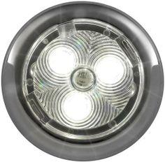 "INTERIOR LIGHT 2-3/4"" SS LED"