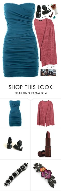 """""""774"""" by glitterals ❤ liked on Polyvore featuring TALLY WEiJL, H&M, Fashion Fair, 1928 and Coffee Shop"""