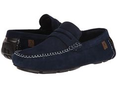 Stacy Adams Ruther navy 8
