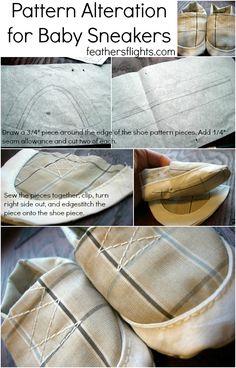 Feather's Flights: A Sewing Blog: Sewing 101 - Pattern Alteration for Baby…