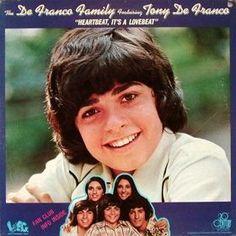 Tony DeFranco and the DeFranco family..