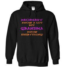 Grandma-Mommy(v1) - #groomsmen gift #shirtless. OBTAIN => https://www.sunfrog.com/No-Category/Grandma-Mommyv1-Black-12743899-Hoodie.html?id=60505